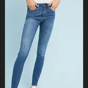 Pilcro high Rise denim leggings
